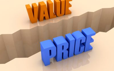 Sales: Value Versus Price