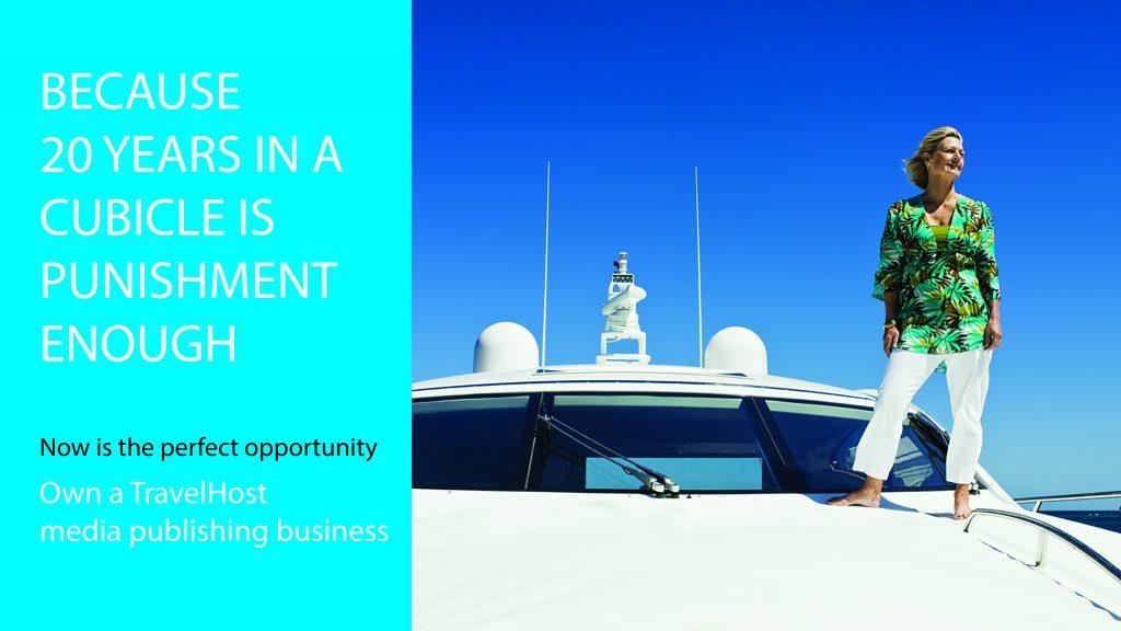 iPublish TravelHost Financial Independence