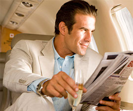 first class style jetsetting