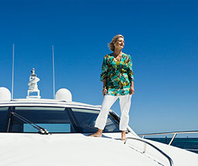 lucrative business yacht