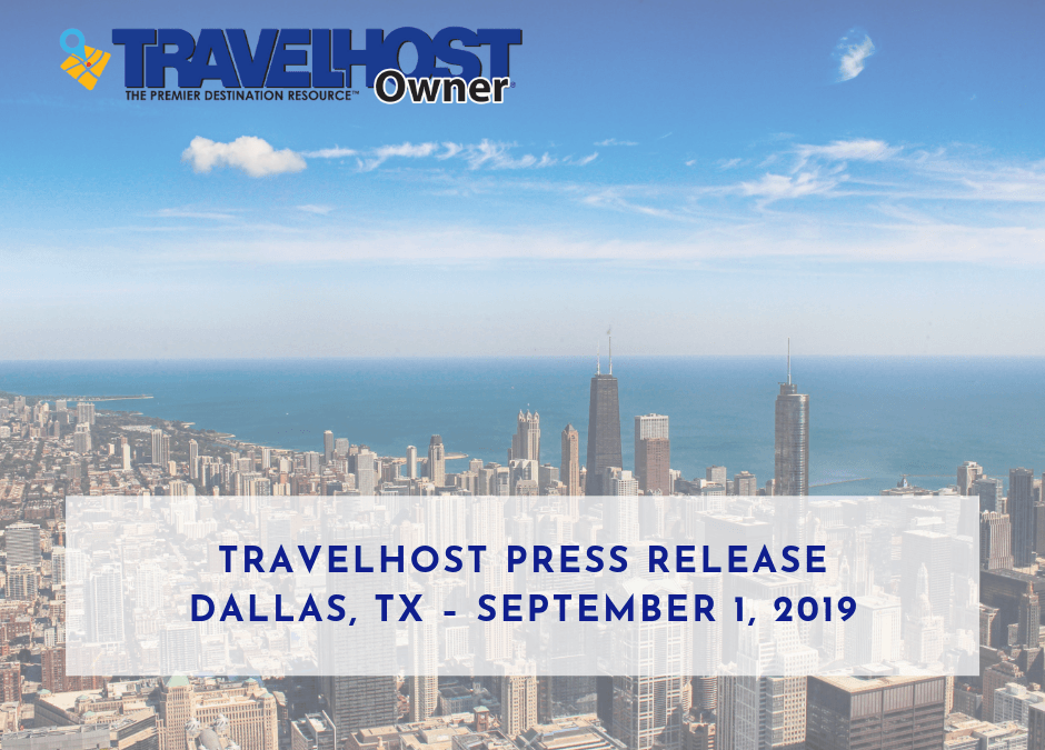 TravelHost releases Q2 network results – exceeds expectations across all categories for print advertising and print products