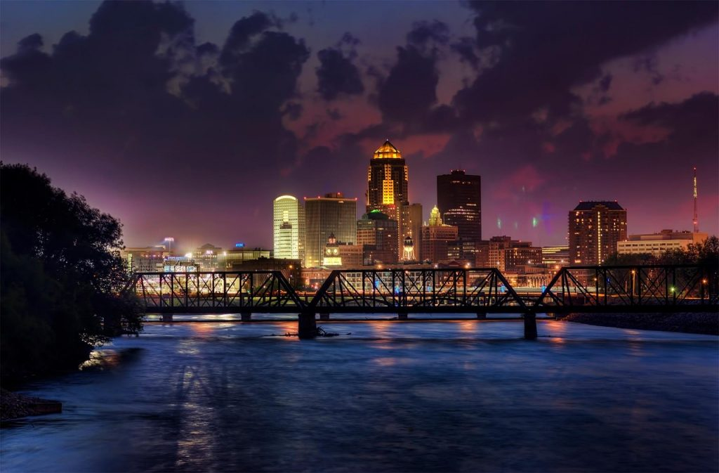 TravelHost Focus Spotlight Des Moines Iowa